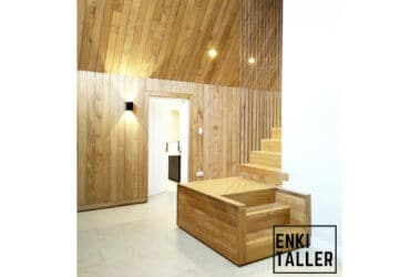 ENKI TALLER INTERIOR DESIGN MADE IN BARCELONA