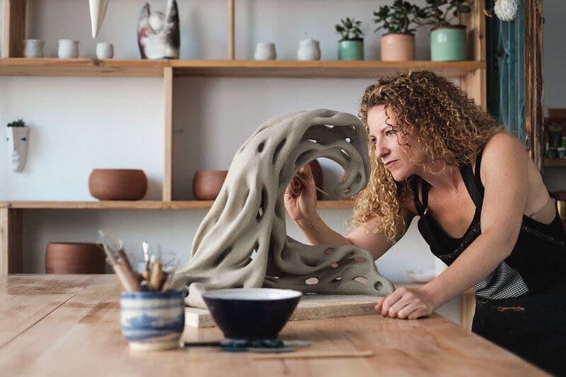 Amelia J Creations – Cerámica Artesanal Contemporánea
