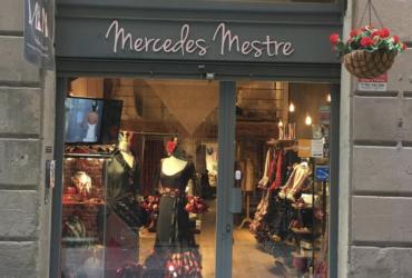 Mercedes Mestre, Atelier Moda Flamenca