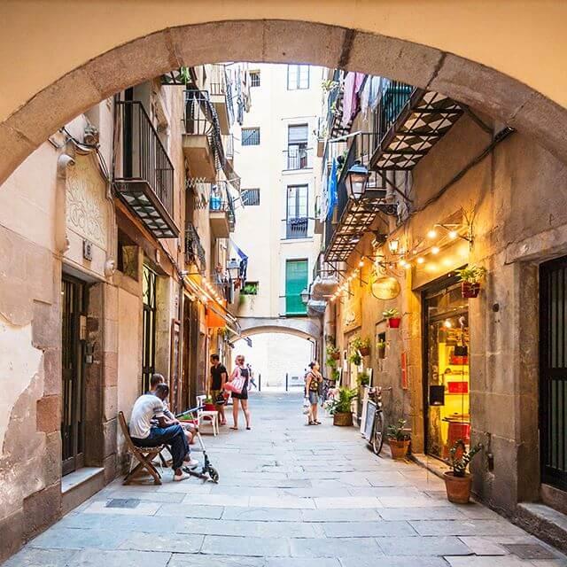 Barcelona, una ciudad que te enamorará