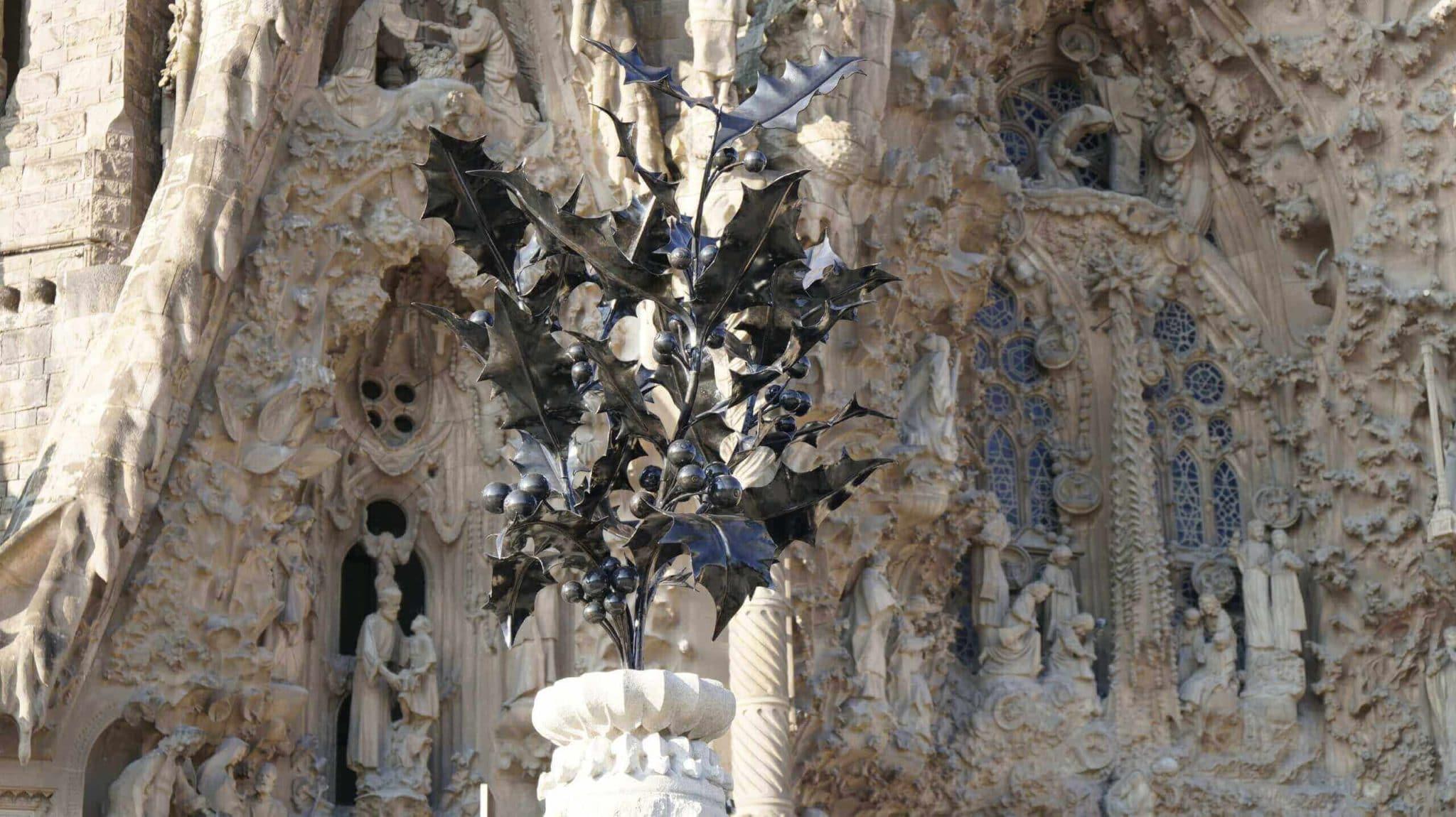 MONTFERRER – Forja y Escultura, en la Sagrada Familia