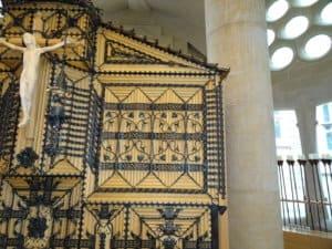 MONTFERRER - Forja i Escultura, a la Sagrada Família 1