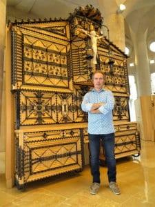 MONTFERRER - Forja i Escultura, a la Sagrada Família 4